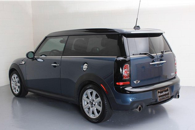 alternative mini cooper clubman bike rack it sucks. Black Bedroom Furniture Sets. Home Design Ideas