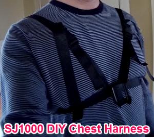 SJ1000-DIY-chest-harness