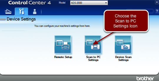 brother control center software